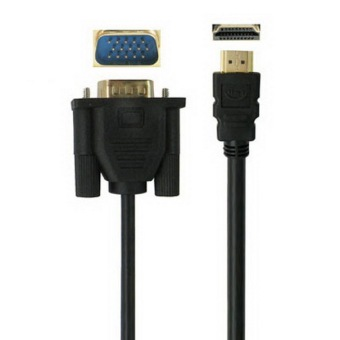 VGA to HDMI Cable (Black)