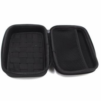 VGOD all-in-one Custom Nylon Canvas Zipper Case Bag for ElectronicCigarette (Black) - 2