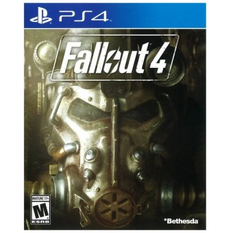 Video Games: Fallout 4 for PS4