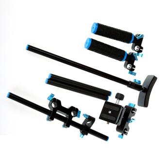 Video Rig Bracket V1 for DSLR Cameras DV Camcorder - picture 2