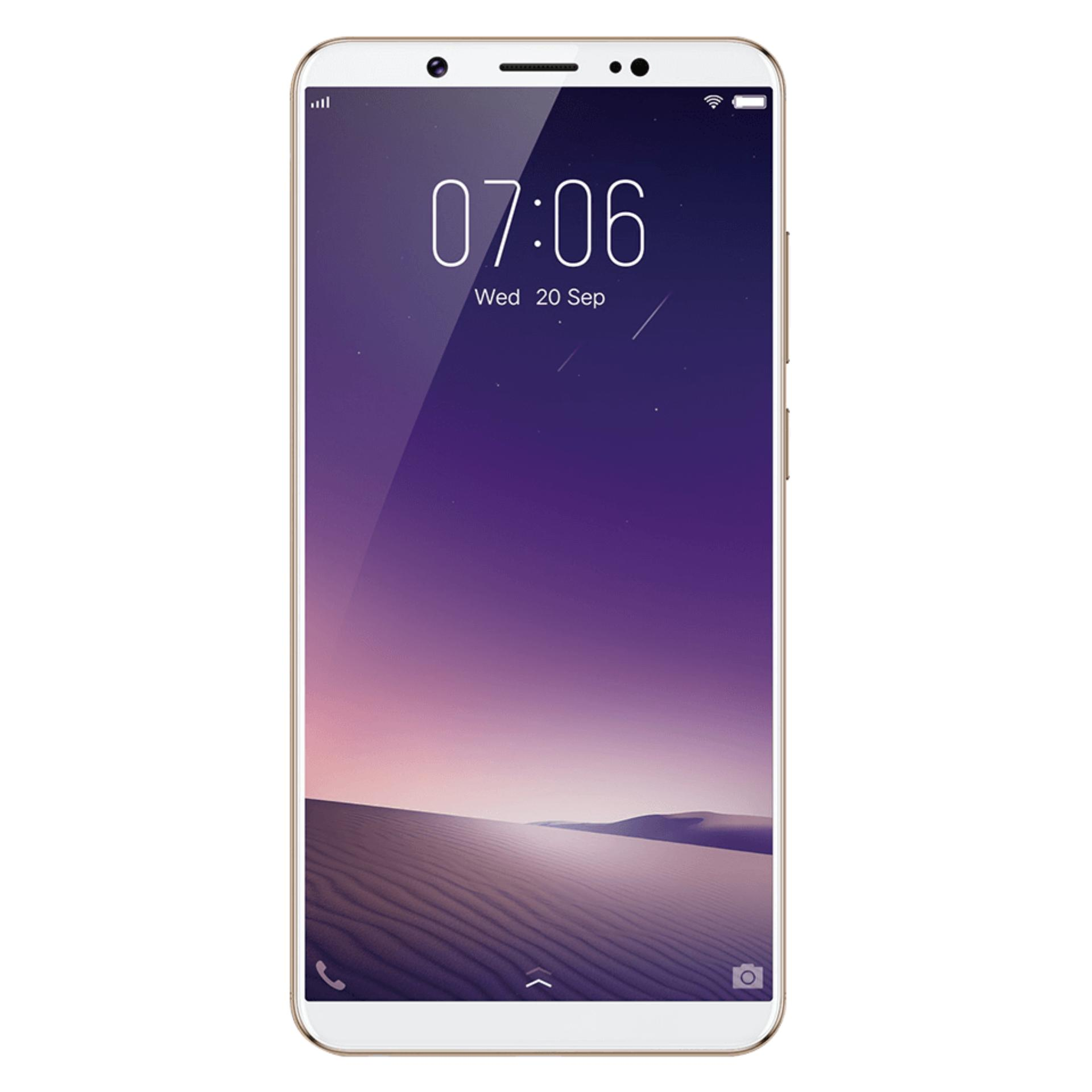 Vivo V7 Plus 64GB Champagne Gold