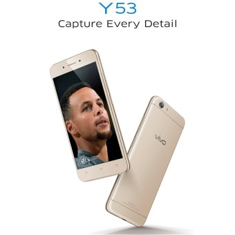 VIVO Y53 2GB + 16GB (Crown Gold)