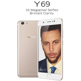 VIVO Y69 3GB + 32GB (Gold)
