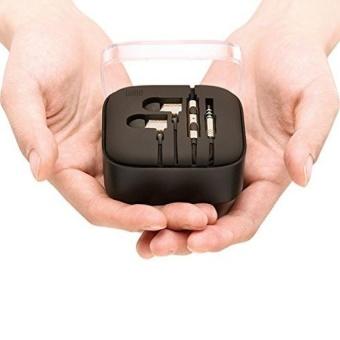 VOYAGE Smart In-Ear Headphone 2nd Piston Earphone 2 II Earbud withRemote& Mic For MI4 MI3 MI2 MI2S MI2A Mi1 Phone - intl - 4
