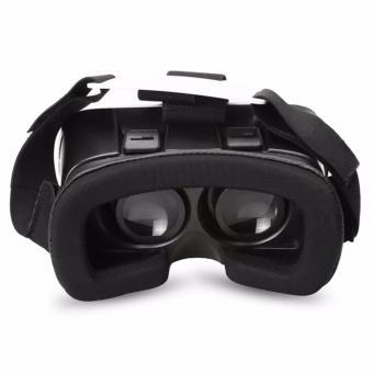 VR Box 3D Virtual Reality Glasses for Smartphone (White/Black) - 2