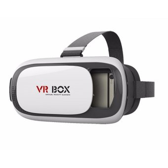 VR Box II (VER 2.0) 3D Virtual Reality Glasses Headset Gear Price Philippines
