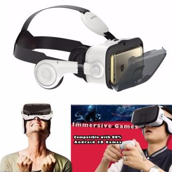 VR Z4 Virtual Reality VR Box for Smartphones (White/Black) Price Philippines