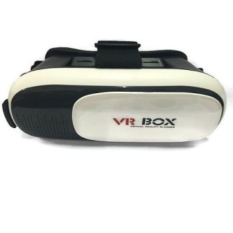 VRB-1 VR Box Mobile Virtual Reality Glasses (White/Black) Price Philippines