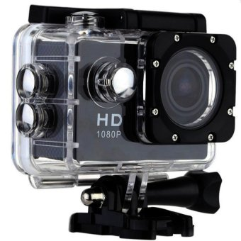 W110 HD DV 1080p 5MP Sports Action Camera (Black)