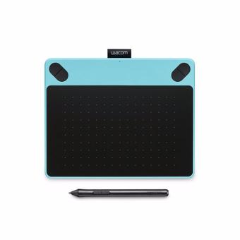 Wacom Intuos Draw Creative Pen Tablet (Mint Blue)