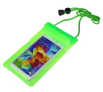 Waterproof Cellphone Pouch (Apple Green) Price Philippines
