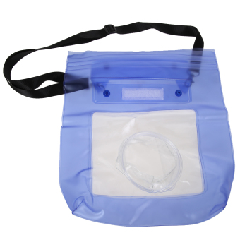 Waterproof DSLR SLR Camera Underwater Housing Case Pouch Dry Bag Canon