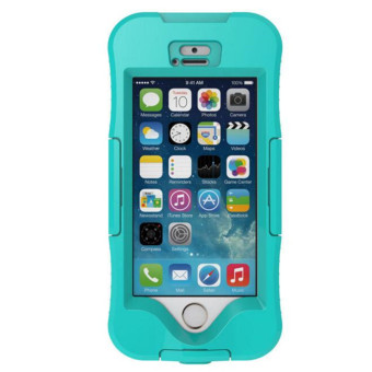 Waterproof Phone Case for Apple iPhone 5/5s (Light Green)