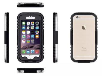Waterproof Sports Diving Protective Case For Apple iPhone 6 / 6s (Black)