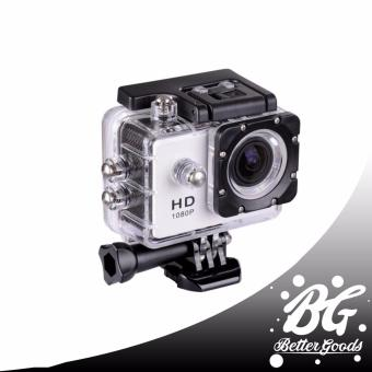 Waterproof Sports DV WiFi Extreme Sports Cameras Action Camera(White)