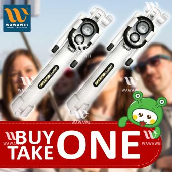 Wawawei New Bluetooth Remote Shutter Mini Portable (white) BUY ONETAKE ONE 1