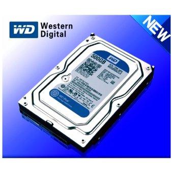 WD Blue 500GB Desktop Hard Disk Drive - 7200 RPM SATA 6Gb/s 32MBCache 3.5