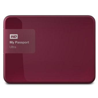 WD Mypassport 2TB External Hard Drive (Red) | Lazada PH