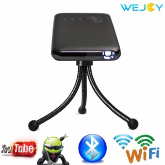 Wejoy Portable Led Mini Projector Mobile Beamer 1080p Full HD DL-S6+ 1G/16G Price Philippines