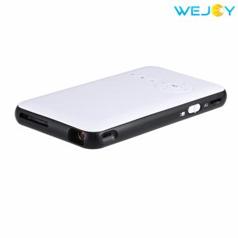 Wejoy Smart DLP Mini Projector with Keystone Function with WIFI 8GB Price Philippines