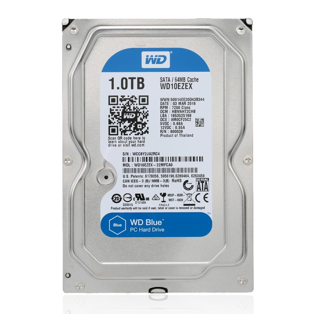 Wd Blue Harddisk Internal 35 2tb 7200 Rpm Sata3 Daftar Harga Hardisk Hdd Pc 320gb New Western Digital 1tb Desktop Hard Disk Drive 5400