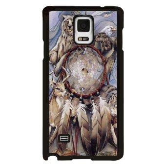 Wheat Pattern Phone Case for XiaoMi RedMi 2 (Brown)