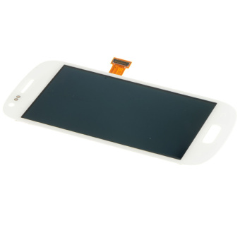White LCD Display Touch Screen Digitizer Assembly For Samsung S3Mini i8190