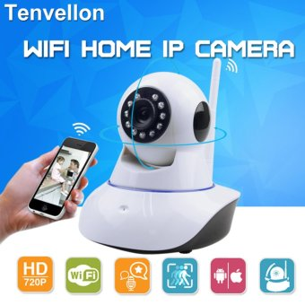 WiFi Camera IP Home Security Camera 960P Baby Monitor Two Way Audio Night Vision CCTV