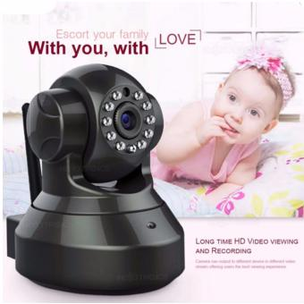 WIFI home wireless high Camera #Q11 for Indoor/Outdoor (Black)