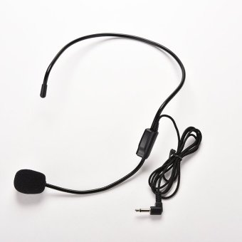 Wired Headset Microphone For Voice Amplifier Price Philippines