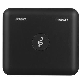 Wireless 2-in-1 Bluetooth v4.1 Audio Receiver / Transmitter - Black- intl