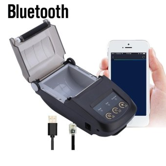 Wireless 58mm Bluetooth Thermal Receipt Printer Support Android IOS Windows - intl - 2
