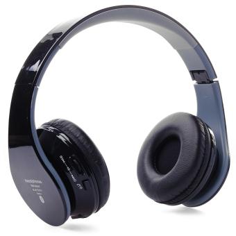 Wireless Bluetooth Headphone(Black) - Intl