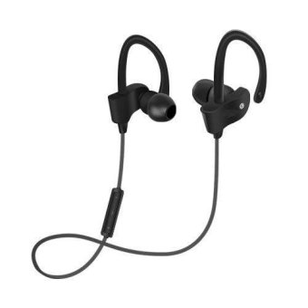 Wireless Bluetooth Sports Stereo Headphone Headset Universal For Phone - intl