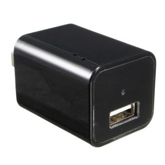 Wireless HD 1080P USB Spy Camera WiFi Mobile Hidden AC Adapter Wall Charger Plug US - intl - 2