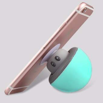 Wireless Mini Bluetooth Speaker Portable Mushroom Waterproof StereoBluetooth Speaker