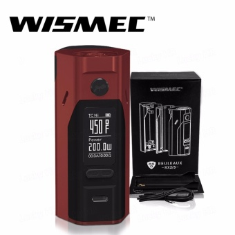 Wismec Reuleaux RX2/3 200W Variable Electronic Cigarette Mod (Red)