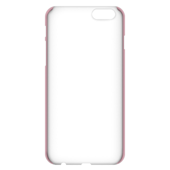 Wonder Cover Dogs Glossy Hard Case for iPhone 6 Plus/6s Plus (Pink) - picture 2