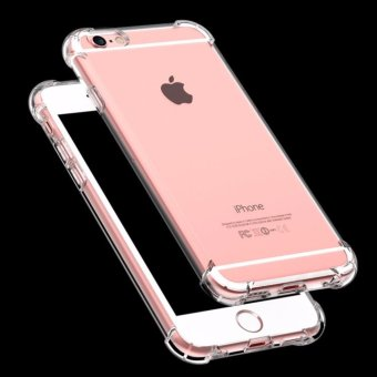 Wonderful seris shockproof case for iphone 5c(clear)