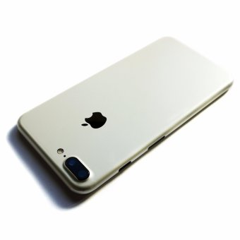 Wrapped Up Full Body Wrap / Skin (not case) for iPhone 7 Plus PearlWhite