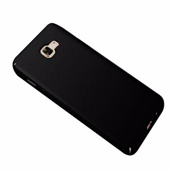 X-Level Rubberized Matte Hard Back Case for Samsung Galaxy J7 Prime (Black) - 3