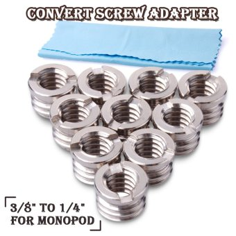 XCSOURCE Convert Screw Adapter 10-piece Set
