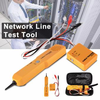 XCSOURCE Handheld Telephone RJ11 Network Cable Wire Tracker Line Tracer Tester BI639 - intl