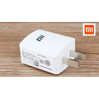 Xiaomi-1A Fast Charger For Xiaoni Smart Phone with USB Cable(White) Price Philippines
