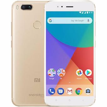 Xiaomi Mi A1 Dual Sim 64GB LTE (Gold) - Android One (intl)