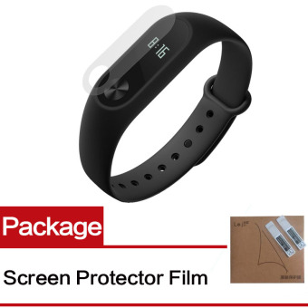 Xiaomi Mi Band 2 Smart Bluetooth Wristband (Black)