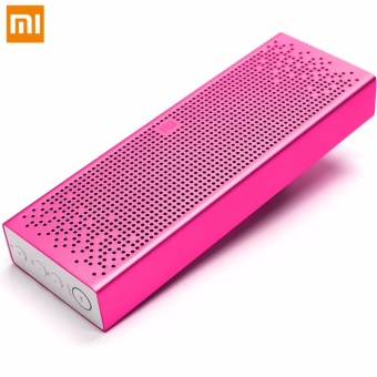 Xiaomi Mi Bluetooth 4.0 Multimedia Music Box Speaker (Pink)