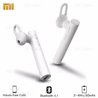 Xiaomi Mi Bluetooth v4.1 CSR 8610 Chip Hands Free Earphone LYEJ02LM(White)