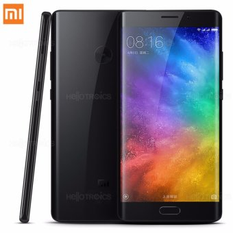 Xiaomi Mi Note 2 128GB ROM / 6GB RAM (Black)
