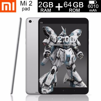 Xiaomi Mi Pad 2 2GB RAM 64GB ROM Quad Core 2.2GHz (Space Silver)